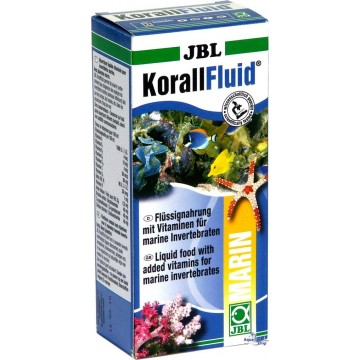 Корм для рыб JBL KorallFluid 100ml
