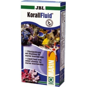Корм для рыб JBL KorallFluid 500ml