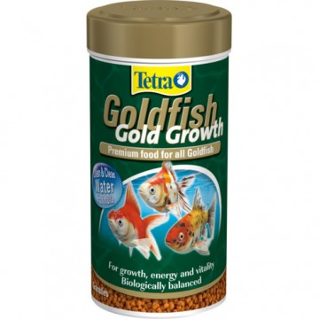 Корм для рыб Tetra Goldfish Gold Growth 250мл шарики